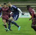 Match de 2ème ligue inter entre le Servette Fc M21 et le Fc Collex Bossy